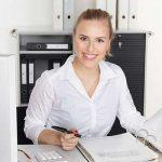 Bürokraft im Front- und Backoffice