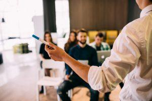 Bewerbungstraining – Gruppenunterricht
